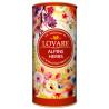 Lovare, Alpin Herbs, 80 г, Чай Ловара, Альпійські трави, Трав'яний, тубус