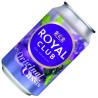Royal Club, 0,33 л, Солодка вода, Cassis, ж/б