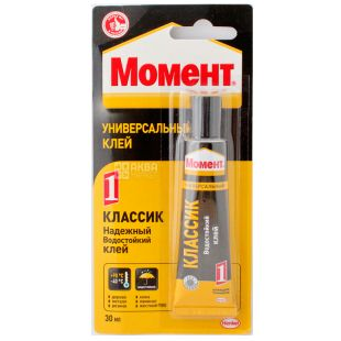 Moment, 30 ml, All-purpose Adhesive, Classic, Water Resistant