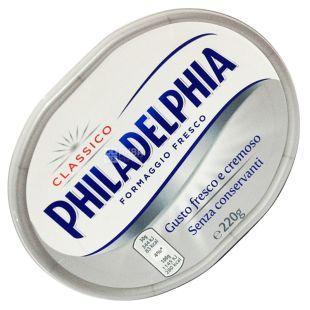 Classico, 220 г, 4%, Сыр, Philadelphia