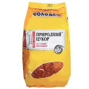 Солодко, 1 кг, Сахар Природный, Буряковый, Неочищенный