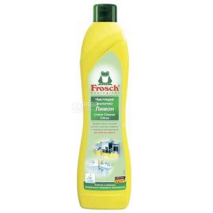 Frosch, 500 ml, Cleaning Milk, Lemon