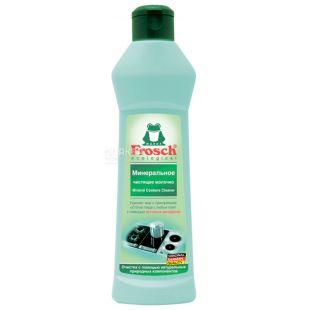 Frosch, 500 мл, Очищуюче молочко, Мінеральне