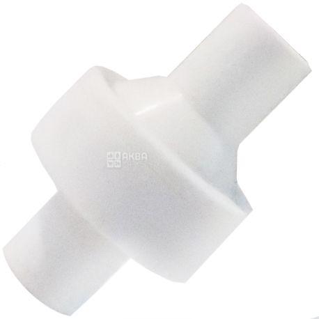 Обратный клапан, Для кулеров, Пластиковый