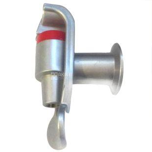 Кран гарячої води до кулерів Ecotronic H1-L, silver, в/р