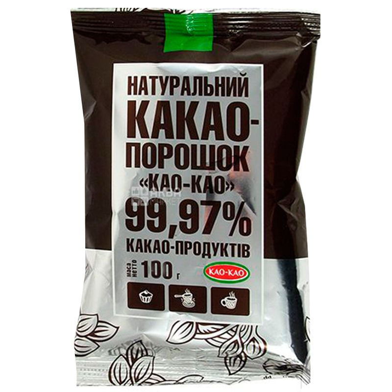 КАО-КАО, 100 г, Какао-порошок
