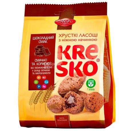 AVK, Kresko, 170 g, Cookies, Chocolate flavor