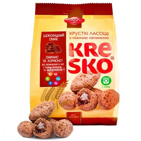 АВК, Kresko, 170 г, Печенье, Шоколадный вкус
