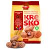 АВК, Kresko, 170 г, Печиво, Шоколадний смак