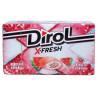 Dirol, 18 г, Жувальна гумка, X-Fresh, Свіжість кавуна