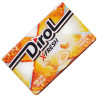 Dirol, 18 г, Жувальна гумка, X-Fresh, Мандаринова свіжість