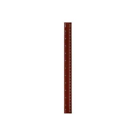 SOHO, 30 см, лінійка, Пластикова, м/у