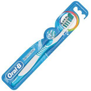 Oral-B, Medium, Глибока чистка, 1 шт., Зубна щітка середньої жорсткості