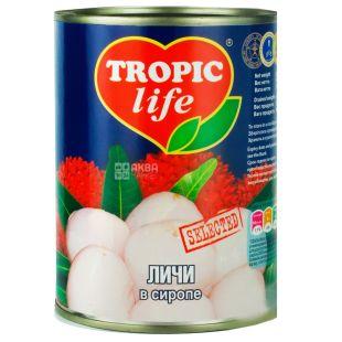 Tropic Life, 567 г, Личи, В сиропе