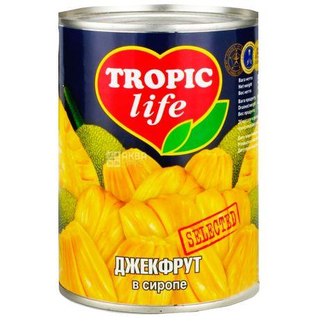 Tropic Life, 565 г, Джекфрут, В сиропі