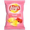 Lay's, 133 г, Чипси картопляні, Краб