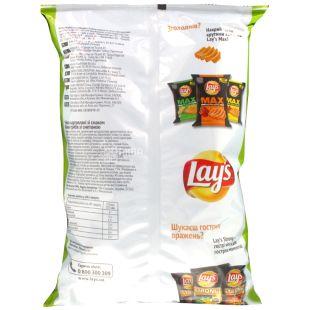 Lay's, 133 г, Чипсы картофельные, Белые грибы со сметаной