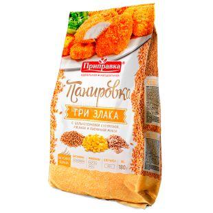 Seasoning, 180 g, Breading, Three cereals