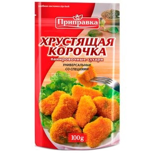Seasoning, 100 g, Breading, Crisp