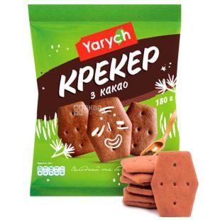 Yarich, 180 г, Крекер, С какао
