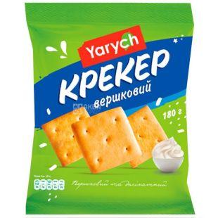 Yarich,180 г, Крекер, Сливочный