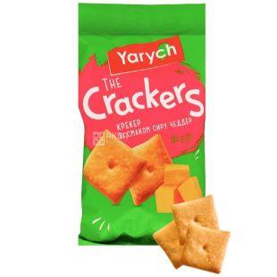 Yarich, 80 g, Cracker, With Cheddar Cheese Flavor