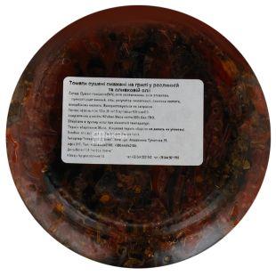 Casa Rinaldi, 320 г, Томати, сушені та смажені на грилі в соняшниковому і оливковому олії, скло