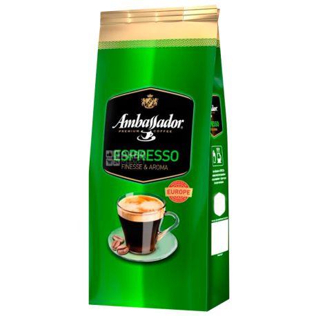 Ambassador Espresso, Кофе в зернах, 900 г
