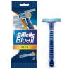 Gillette, 5 шт., Станок одноразовый, BLUE 2 Plus