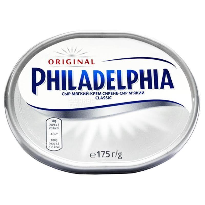 Philadelphia Original, 175 г, 3%, Крем Сыр