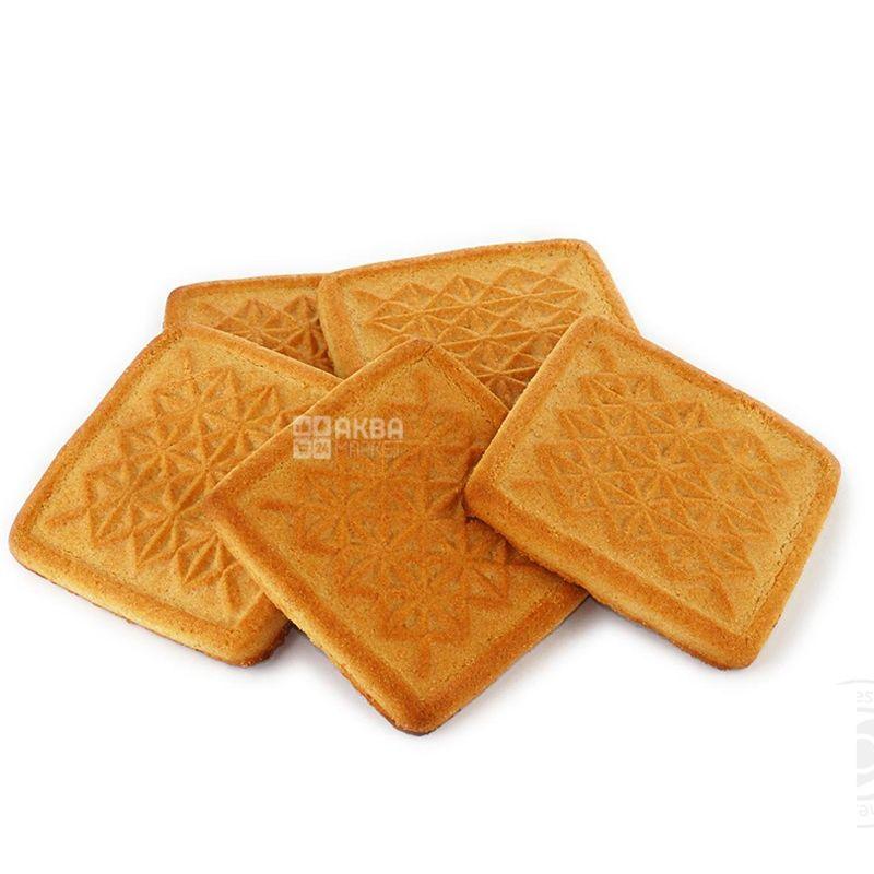 Roshen, 185 г, Печиво зі смаком масла і ванілі, До кави