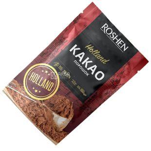Roshen, 100 g, 22%, Cocoa powder, Holland