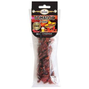 Spektrumix, 50 g, Beer Snack, Tomatos