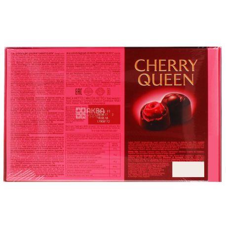 Roshen, 145 г, Конфеты, Cherry Queen