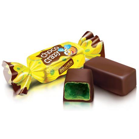 Roshen, 198 г, Конфеты шоколадные, Choco Crazy