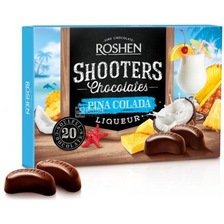 Roshen Shooters, 150 г, Конфеты, Пина Колада