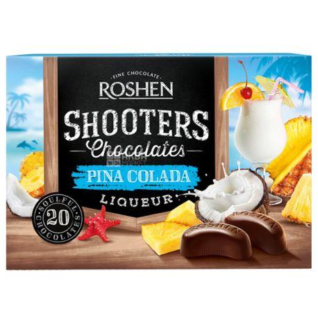Roshen Shooters, 150 г, Цукерки, Піна Колада