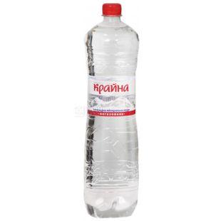 Крайна, 1,5 л, Негазована вода, ПЕТ