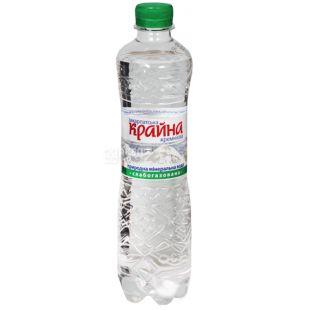Крайна, 0,5 л, Слабогазована вода, ПЕТ
