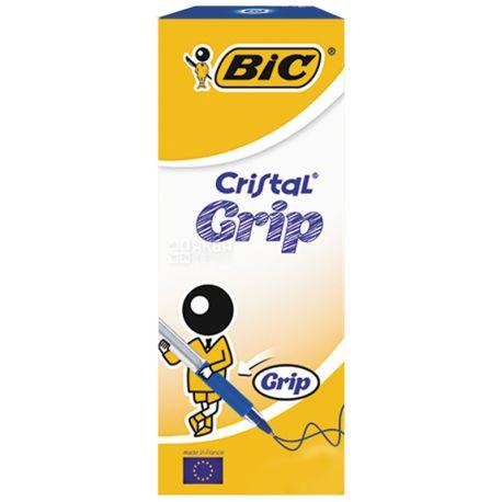 Bic, 20 шт., Набір синіх ручок, Cristal Grup