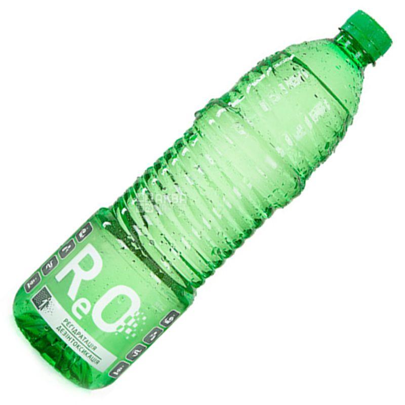 ReO, 0,95 л, РиО, Вода слабогазированная для улучшения обмена веществ, ПЭТ