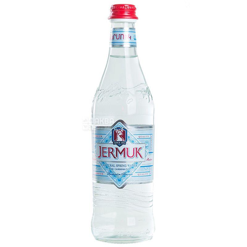 Джермук, 0,5 л, Вода минеральная негазированная, стекло