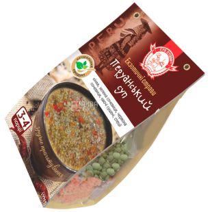One hundred pounds, 199 g, Peruvian Soup, m / s