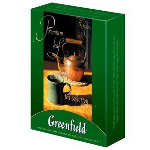 Greenfield, 9 видів по 40 г, Набір чаю, Подарунковий, Premium tea