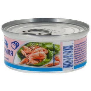 Aquamarine, 100 g, Krill Meat, Natural