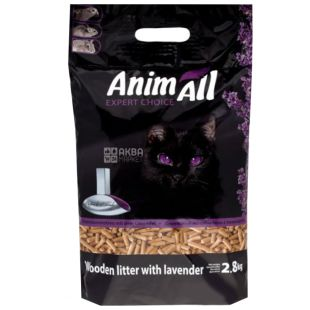 AnimAll, 2.8 kg, Wood filler, With lavender