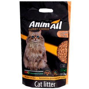 AnimAll, 3 кг, Наповнювач деревний