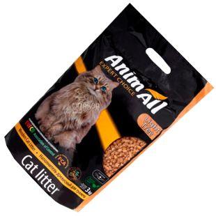 AnimAll, 3 кг, Наполнитель древесный