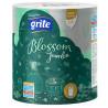 Grite Blossom Jumbo, 1 рул., Паперові рушники Гріте Джамбо, 2-шарові, 400 відривів