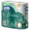 Grite, Rule 4, Toilet paper, Blossom, Three-layer